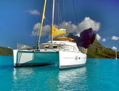 Photo Catamaran Classic 38